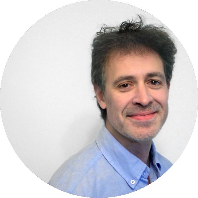 Dr Gareth James, GP portrait photo