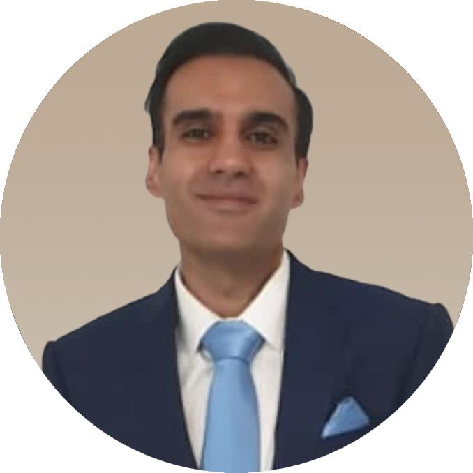 Dr Shiraz Chaudhry, GP portrait photo